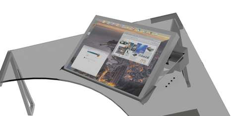 Table-Embedded Terminals