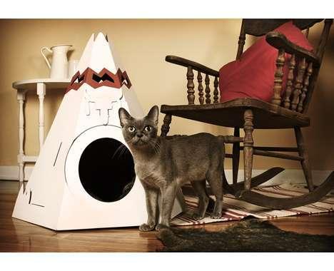 19 Quirky Cat Habitats