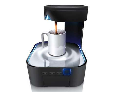 58 Clever Coffee Machines