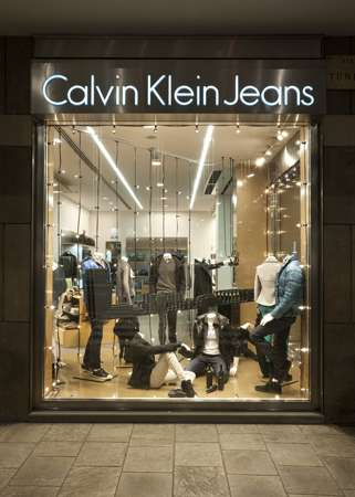 Musical Retail Displays - Calvin Klein Sound Installation Offers Customers an Audio Experience
