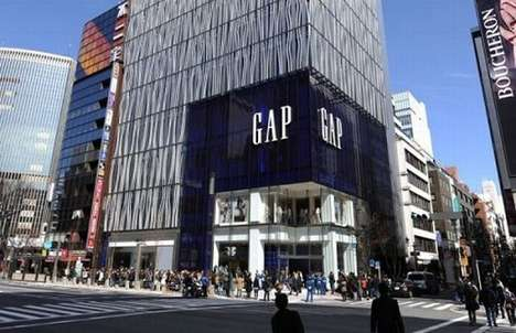 Crowdsourced Shopping Playlists - Gap Store in San Francisco Lets Customers Choose In-Store Music