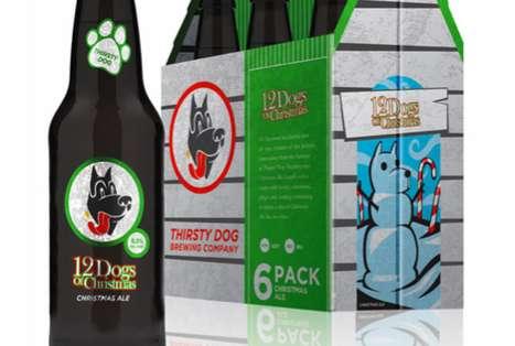 Seasonal Beer Branding