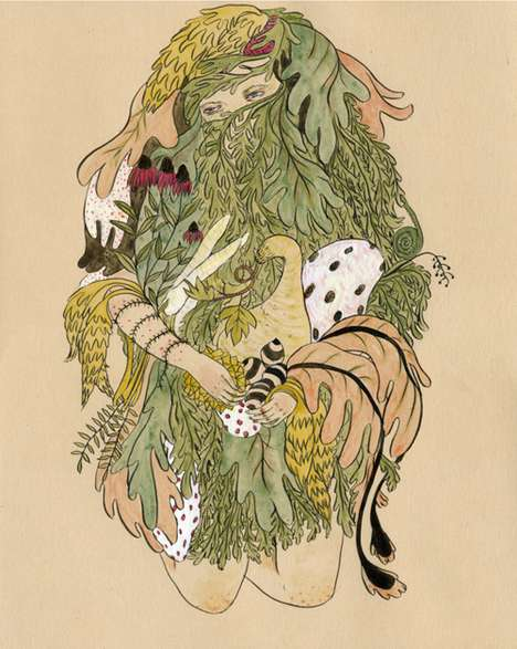 Vegetation-Themed Visuals