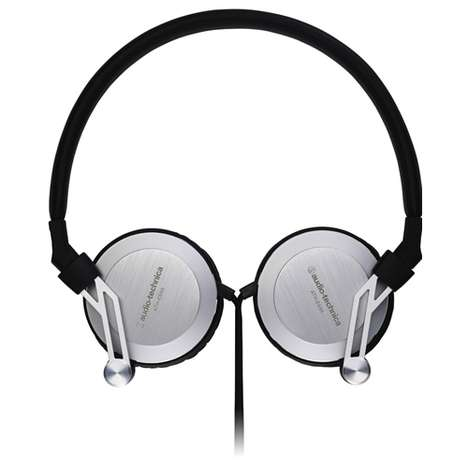 Swinging Earcup Headsets