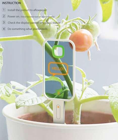 Health-Monitoring Garden Gadgets