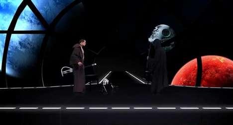 Sci-Fi Instrumental Standoffs