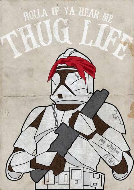 Gangsta Sci-Fi Villains