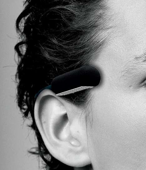 Ear-Preserving Earphones