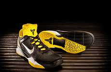 Predatory Court Kicks - Nike Zoom Kobe VII System Supreme Redefines High Performance Hoop Shoes