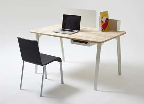 Adaptable Modular Desks