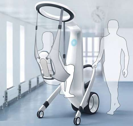 Patient-Lifting Androids