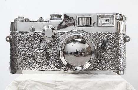 Massive Silver Cameras