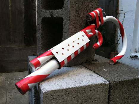 Defensive Holiday Weaponry
