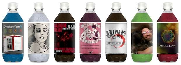 Personalized Pop Beverages