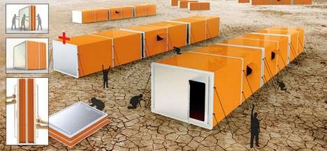 Musical Emergency Shelters