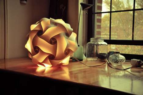 Interlocked Shape Illuminators
