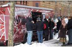 Fresh Vegan Food Trucks - Cinnamon Snail Offers New Yorkers Tasty Organic Fare