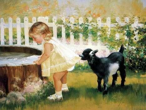 Curious Children Captures