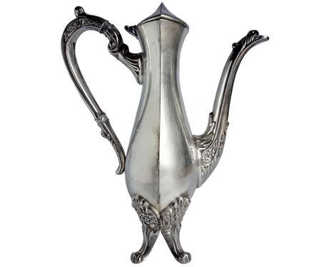 Quirky Ornate Silverware