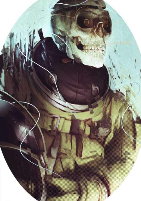 Fatal Astronaut Artistry