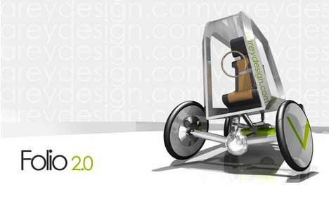 Electric Commuter Rickshaws