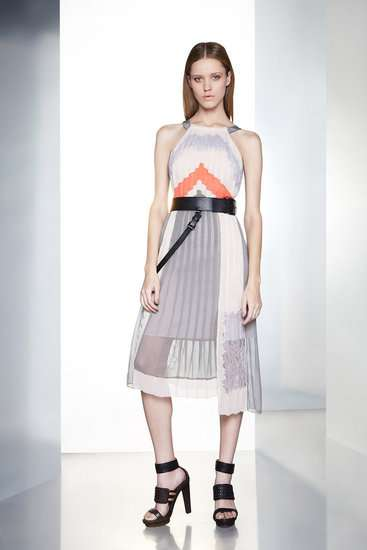 The BCBG Max Azria Pre-Fall 2012 Collection is Mesmerizing