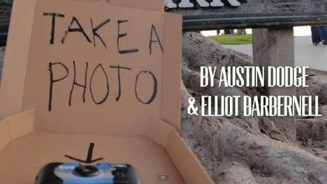 Interactive Street Captures