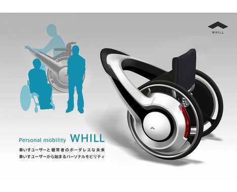 15 Futuristic Wheelchair Designs