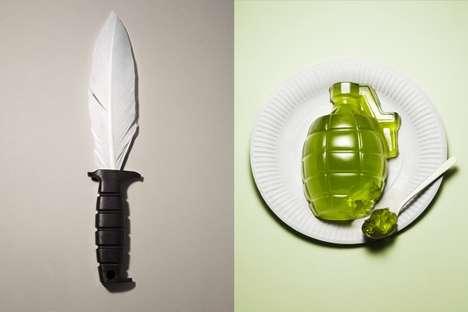 Harmlessly Armed Art