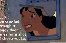 Disturbing Disney Depictions