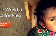 Ads That Nourish Kids - Lazy Angel Browser Add-On Easily Fights Malnutrition in Children