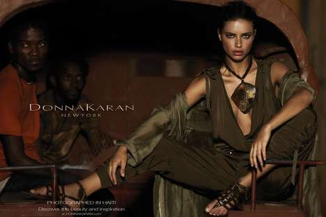 Chic Cleopatra-Styled Shoots