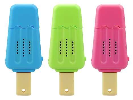 Frozen Dessert Amplifiers