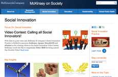 Hubs for Changemakers - McKinsey's What Matters Showcases High Impact Social Innovation
