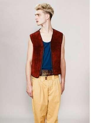 Effeminate Male Fashion