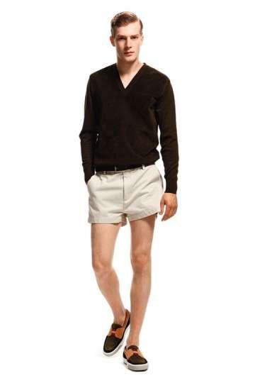 Manly Short Shorts