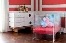 Mod Acrylic Baby Furniture
