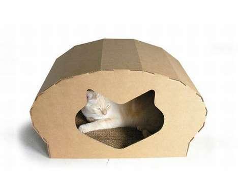 31 Creative Cardboard Spaces