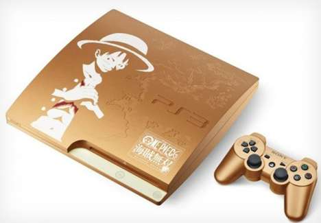 One Piece Gold PS3 Gives Luffy the Midas Touch