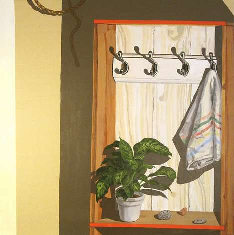 Plain Household Paintings