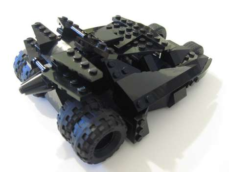 Bricked Vigilante Vehicles