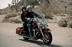 Guided Global Biker Trips - Harley-Davidson Authorized Tours Program Takes You Around the World