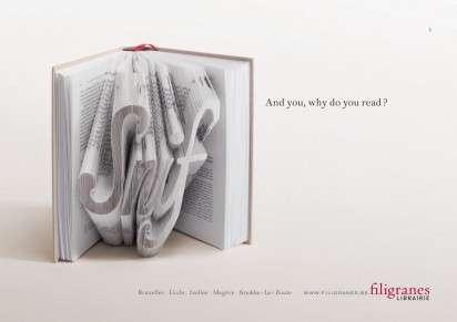 Novel Art Ads