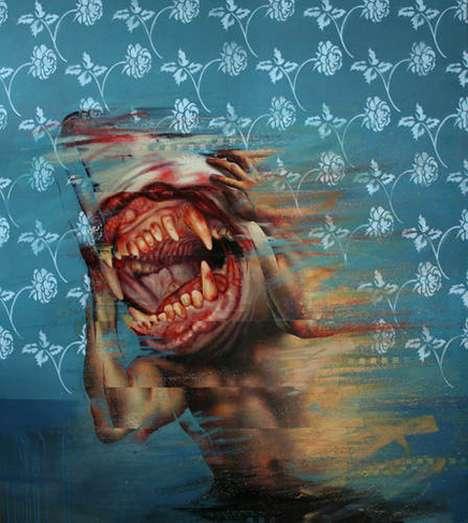 Spooky Shark-Head Captures