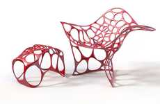 Unusual Sea-Inspired Seats