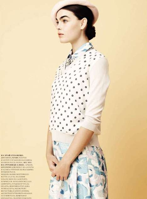 Conservatively Chic Captures