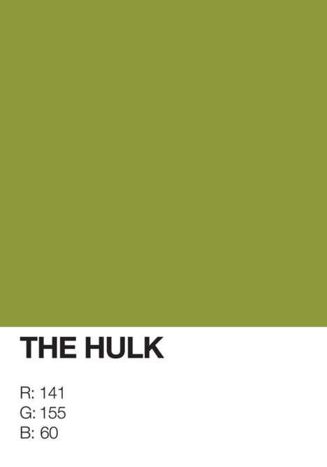Hyper-Minimalist Superhero Posters (UPDATE)