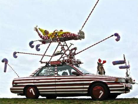 Festive Auto Art