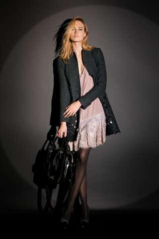 Androgynous Luxe Velvet Looks