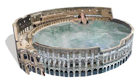 Modern Roman Baths